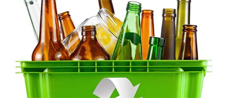 Avoid Packaged bottles - Household waste