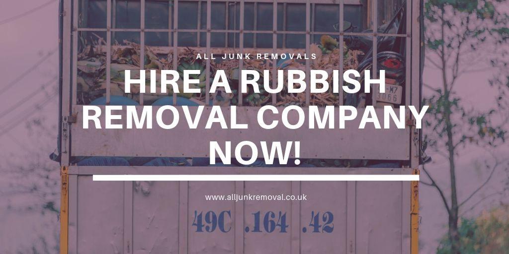 Hire Rubbish Removal Company