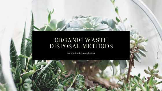 Organic Waste Disposal Methods
