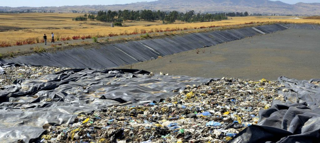 Sanitary landfills - Waste Disposal Methods
